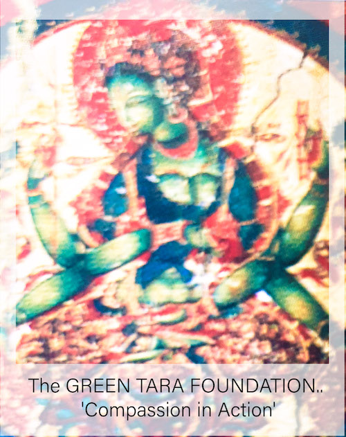 THE GREEN TEA FOUNDATION
