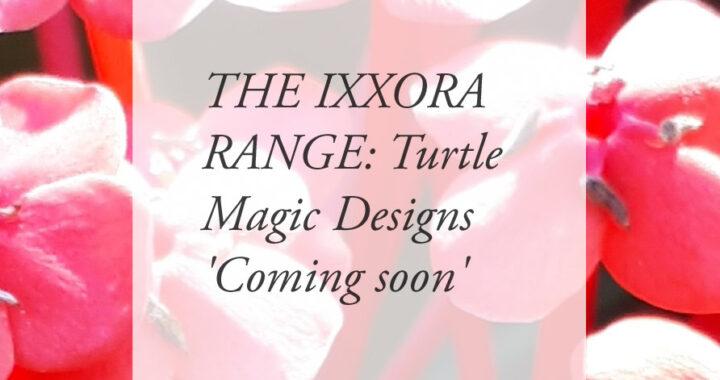 THE IXXORA RANGE